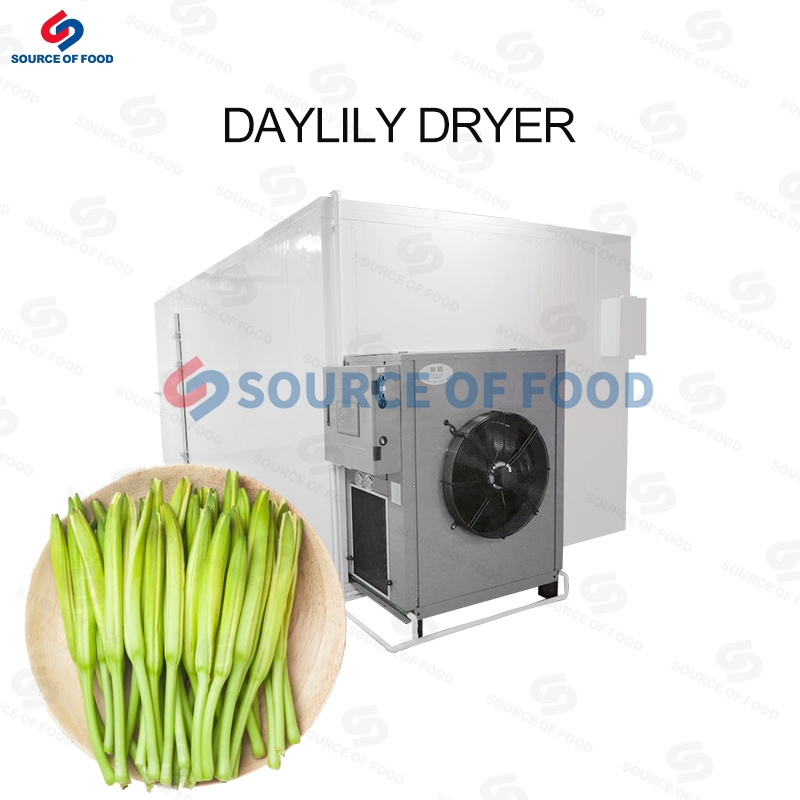 Daylily Dryer
