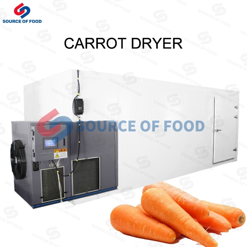 Carrot Dryer