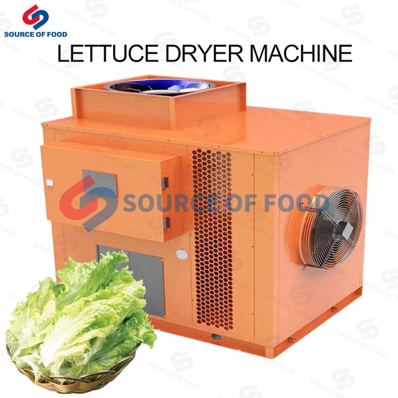 Lettuce Dryer Machine
