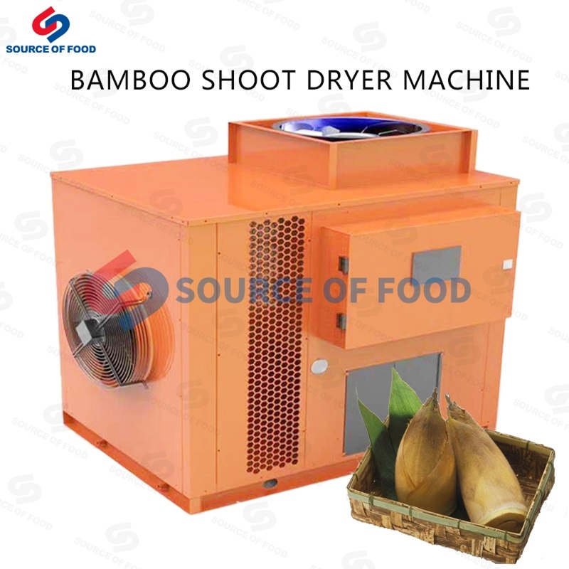 Bamboo Shoot Dryer Machine