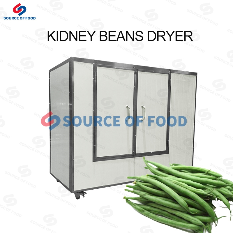 Our kidney beans dryer is reliable in quality