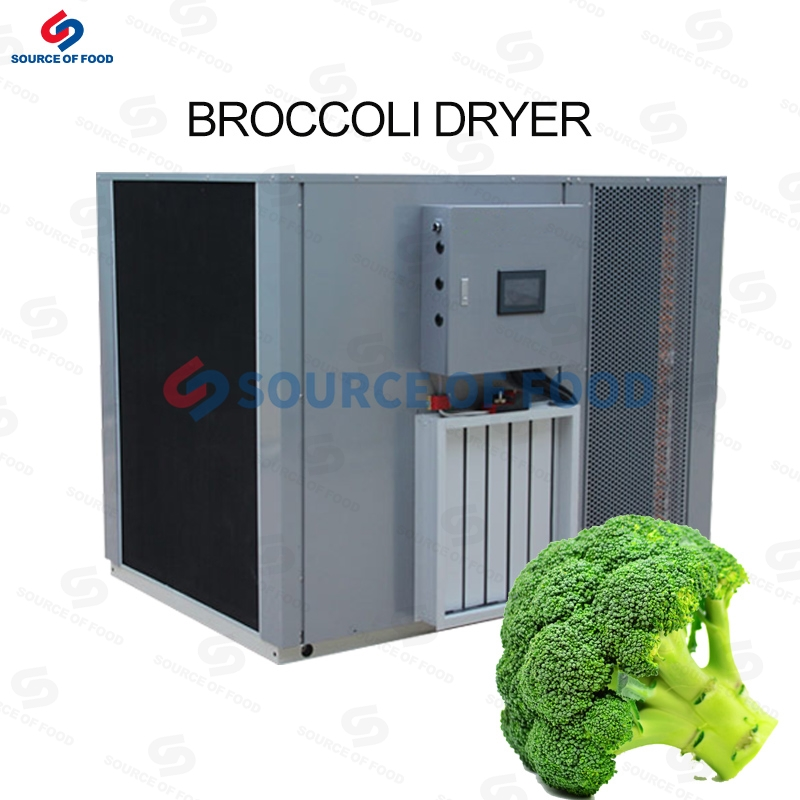 Broccoli Dryer