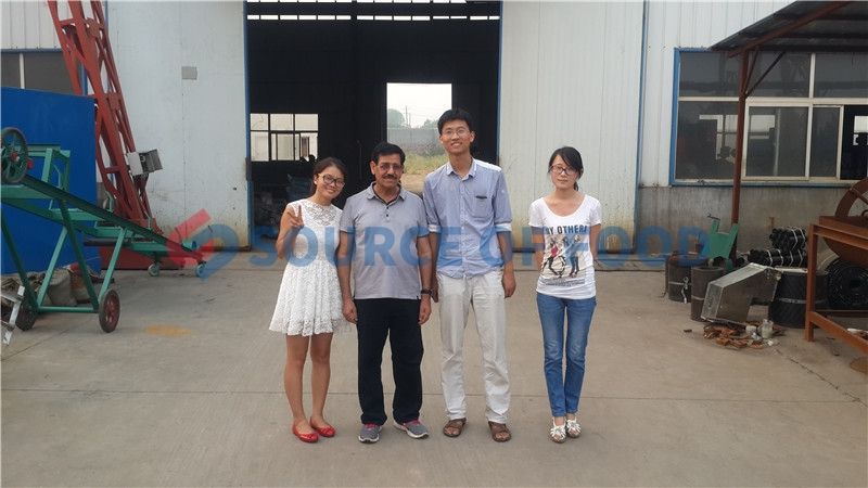 Our customers of dryer machine