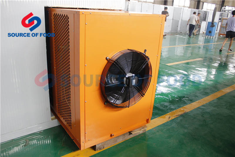 Our betel nut dryer machine have good performance