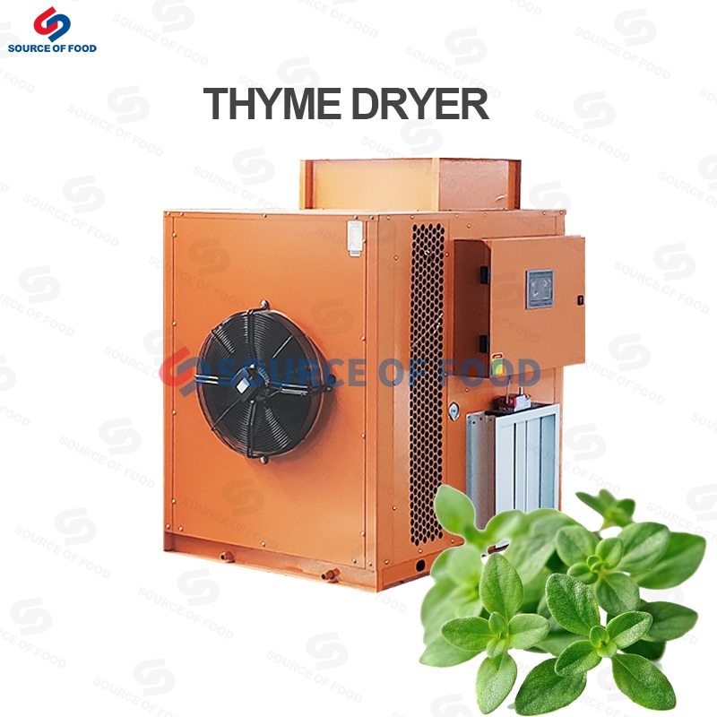 Thyme dryer belongs to air energy heat pump dryer