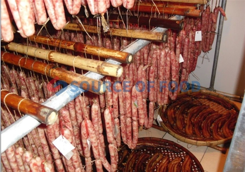 after our sausage dryer can easy to store and eat