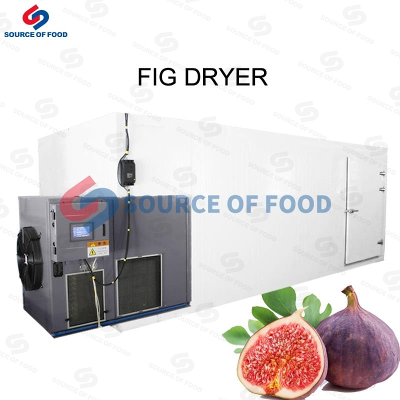 Fig can also be dried through our Fig dryer