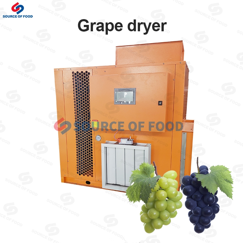 Our grape dryer with high quality