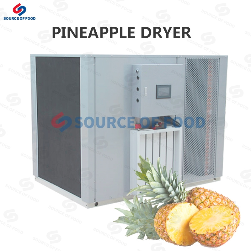 Pineapple is one of the most famous tropical fruits