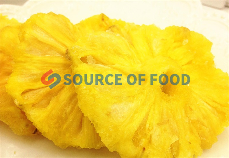 Our pineapple dryer machine in Brazil and other places are very popular