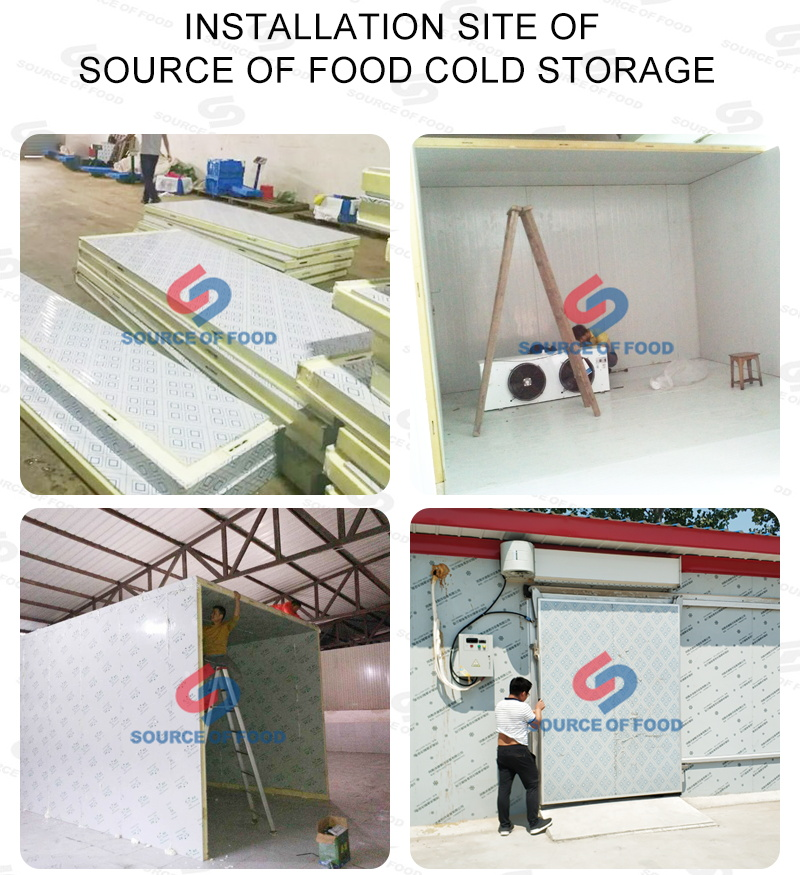 Our sea fish cold storage in India is widely praised