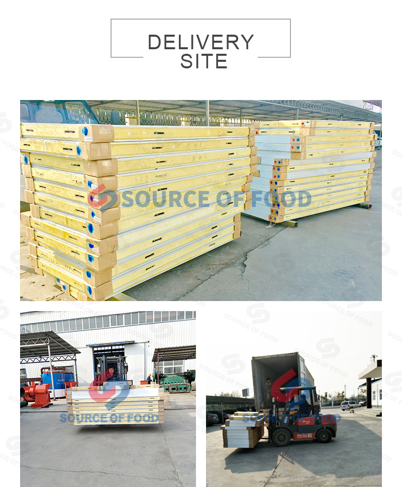 Our sea fish cold storage in India is widely praised.