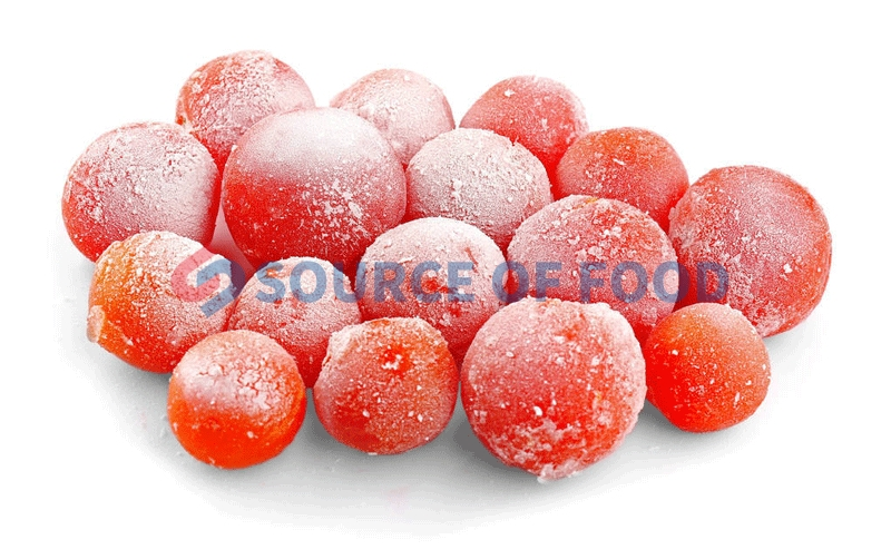 Widely used of our tomato cold storage
