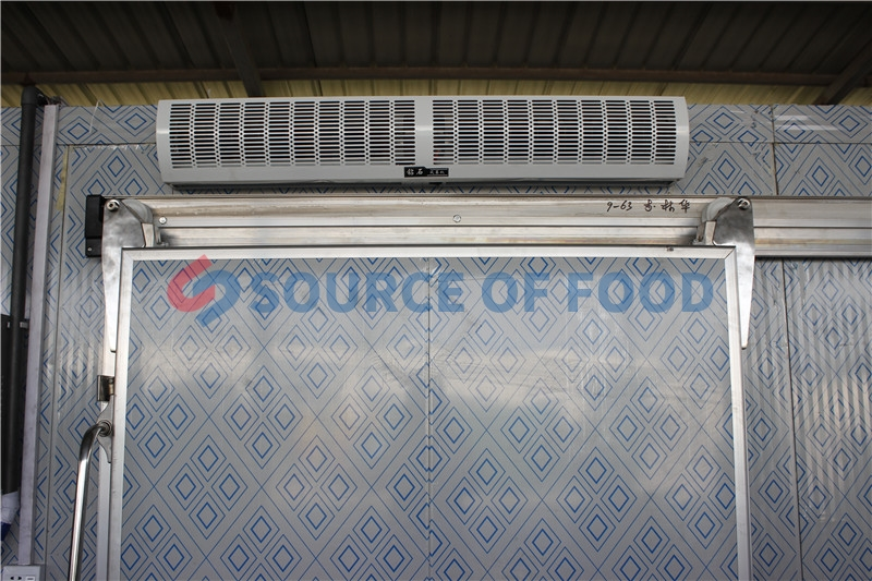Our cold storage for apple uses electric energy as power source,apple cold storage has reasonable price