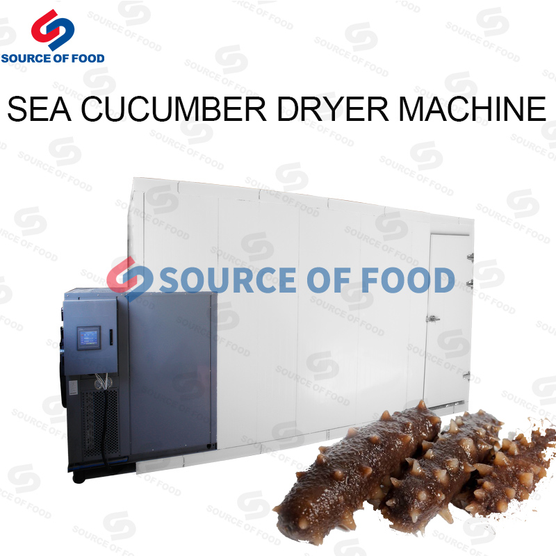 Our sea cucumber dryer machine can dried sea cucumber,sea cucumber dryer is belongs to air energy heat pump dryer