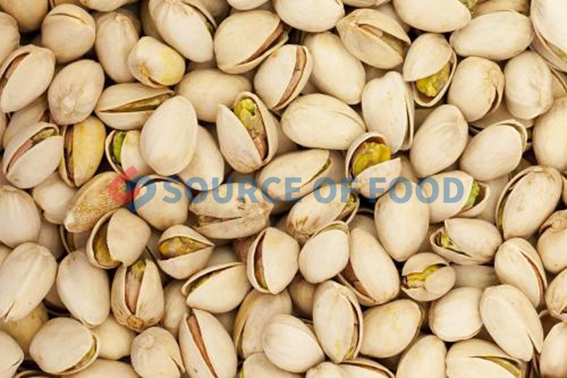 the pistachio dryer for sale to abroad are widely recognized.