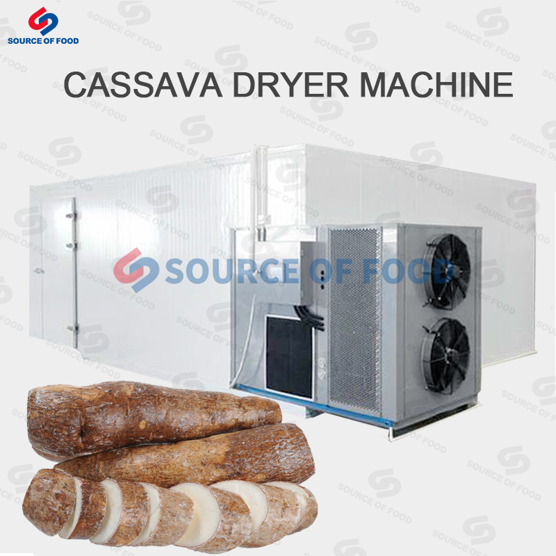 Cassava Dryer Machine