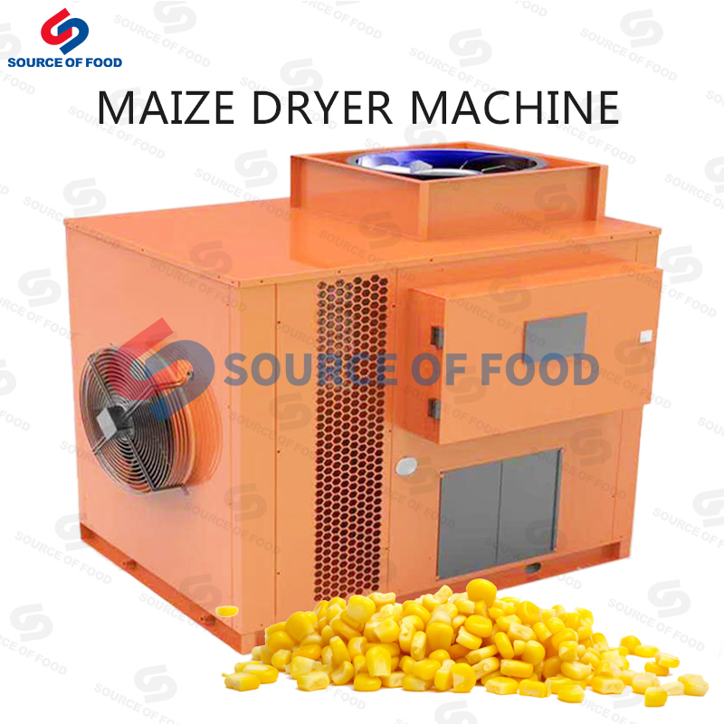 Maize Dryer Machine