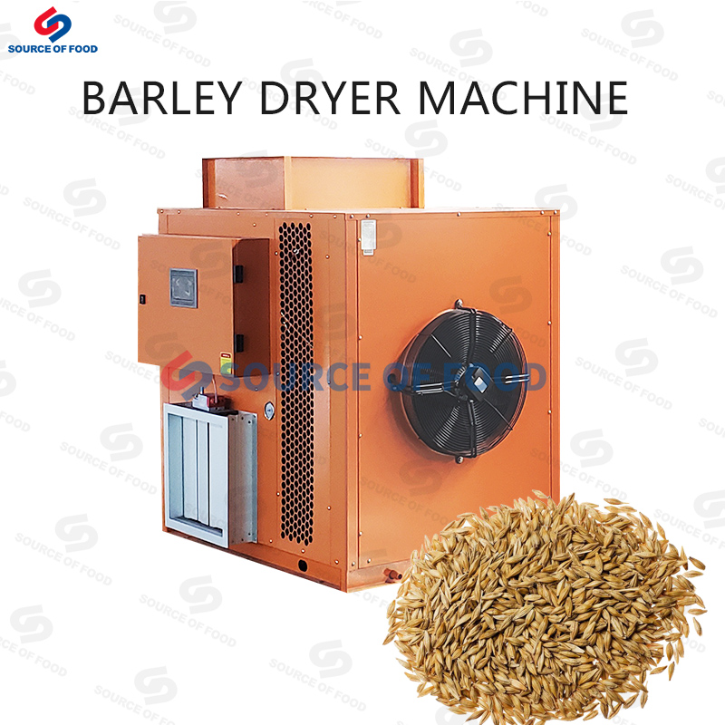 Barley Dryer Machine