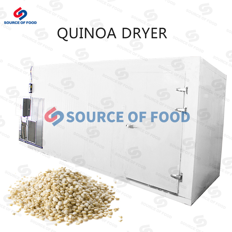 Quinoa Dryer