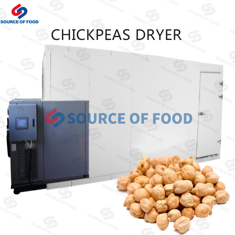 Chickpeas Dryer