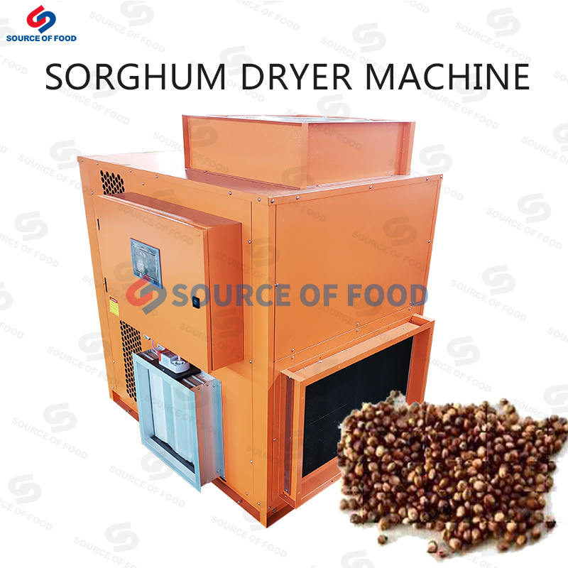 Sorghum Dryer Machine