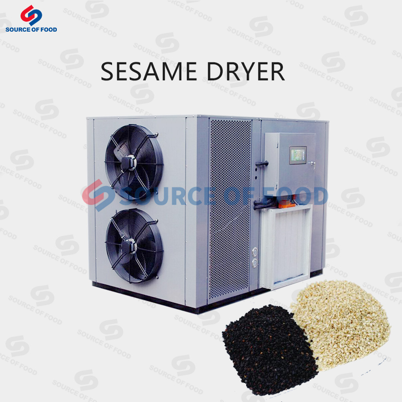 Sesame Dryer