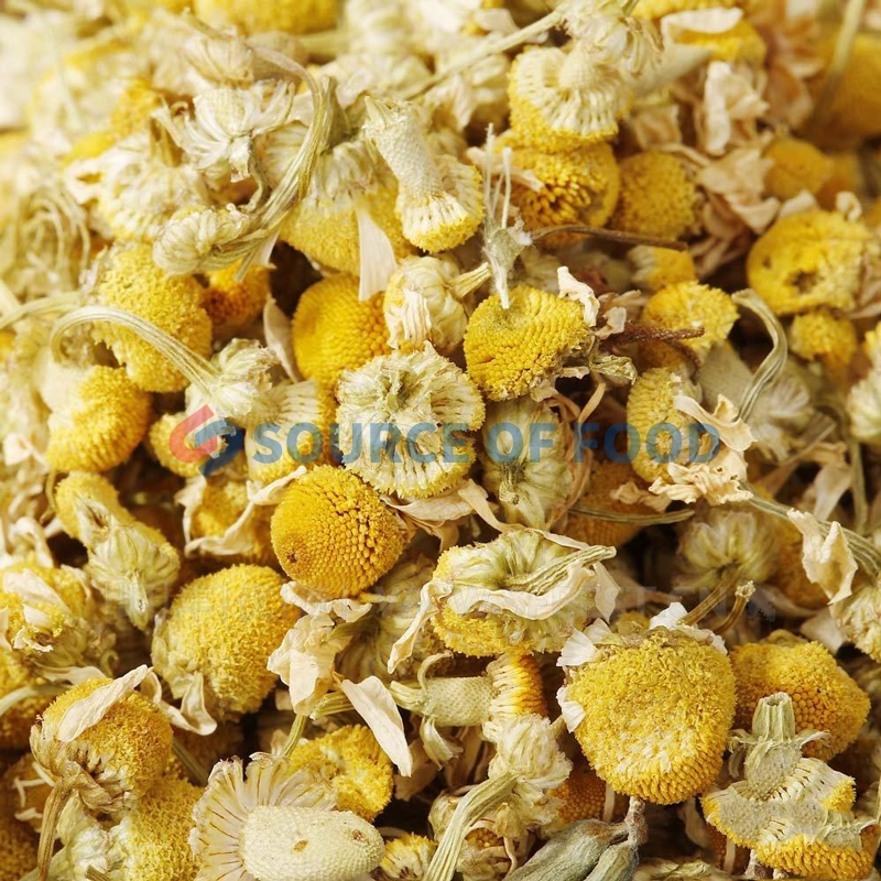 our chamomile dryer machine can keep value well