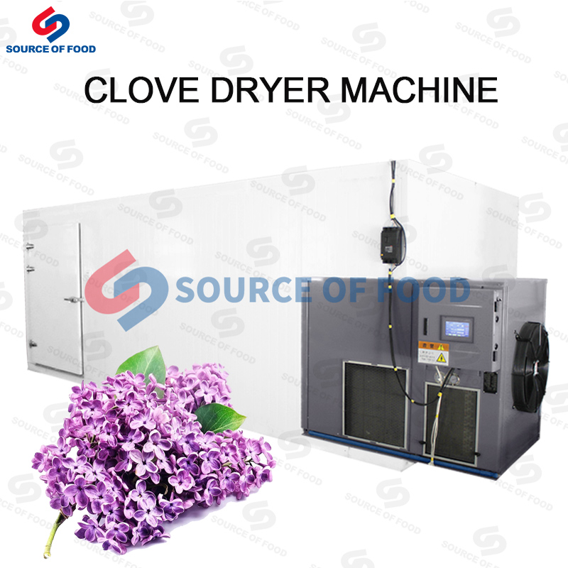 Clove Dryer Machine
