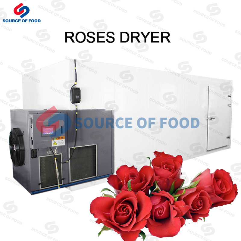 Our roses dryer belongs to air energy heat pump dryer