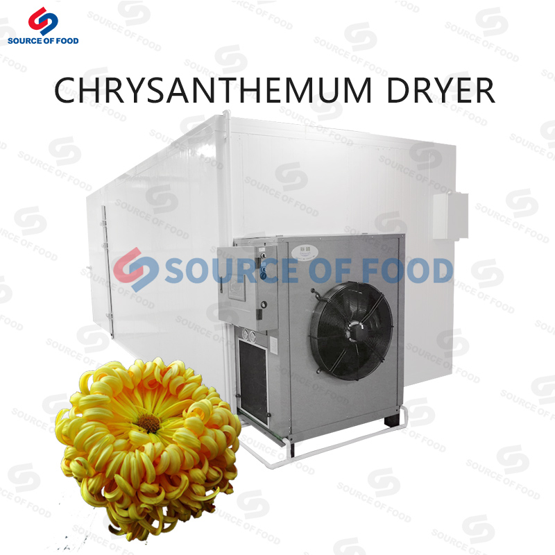 Chrysanthemum Dryer