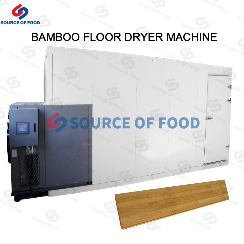 Our bamboo floor dryer belongs to air energy heat pump dryer