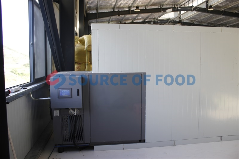 Our bamboo stick dryer machine and toothpick dryer machine belongs to energy heat pump dryer