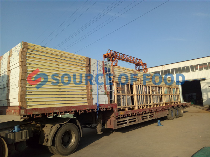 Potato Dryer Machine Shipping To Arab