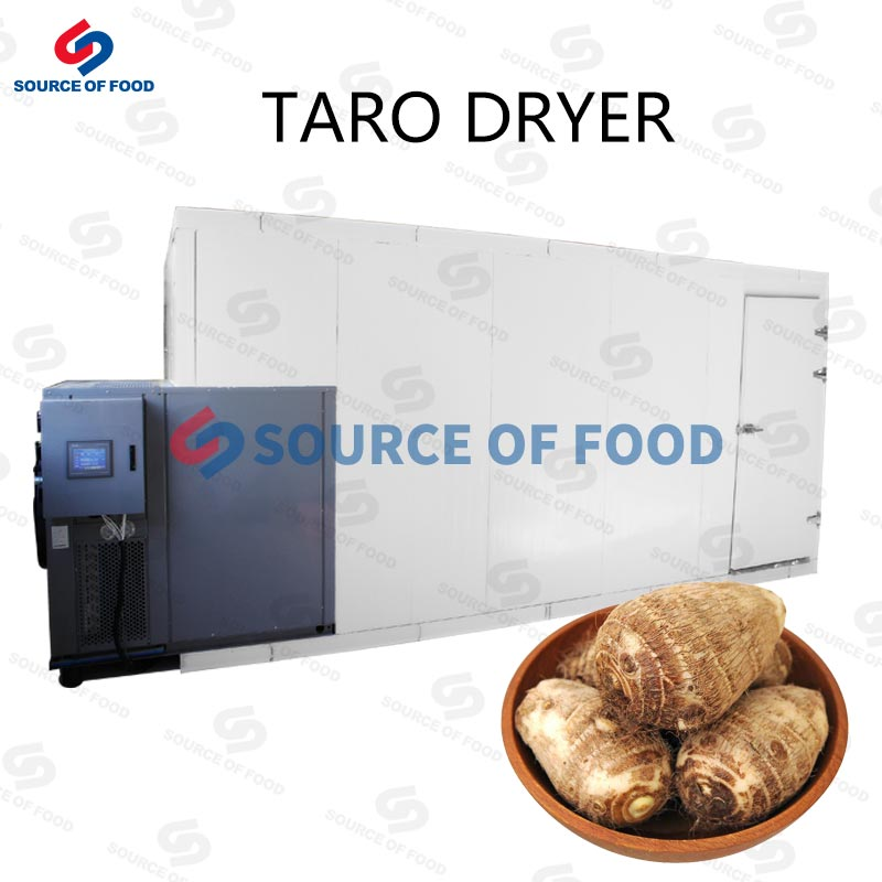 Taro Dryer
